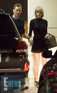 Taylor Swift - out to dinner with her new man in Nashville - 06/22/16