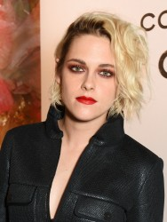 Kristen Stewart - Launch Of Lucia Pica Makeup for Chanel in London 6/23/16