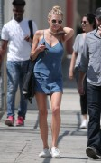 Charlotte McKinney -                   ''Literally Right Before Aaron'' Set Los Angeles June 23rd 2016.