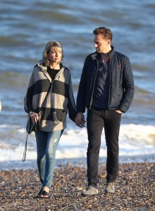 Taylor Swift - with bf Tom Hiddleston in England - 06/25/2016