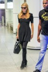 Paris Hilton - Arriving At The Airport In Montreal (6/25/16 )