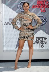 Tia Mowry - 2016 BET Awards at Microsoft Theater in Los Angeles (6/26/16)