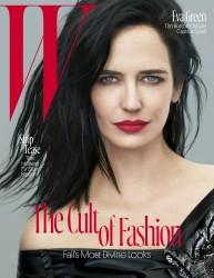 Eva Green -                      W Magazine August 2016  Mert & Marcus Photos.