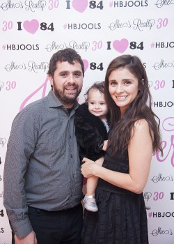 Shiri Appleby - Julie turns 30