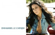 Emmanuelle Chriqui : Very Sexy Wallpapers x 5