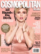 Scarlett Johansson -                        Cosmopolitan Magazine (Sri Lanka) July 2016 James White Photos.