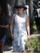 Sophia Bush - Out in West Hollywood 7/1/16