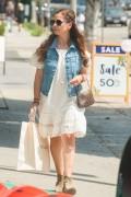 Sarah Michelle Gellar - Shopping in Los Angeles 6/30/16