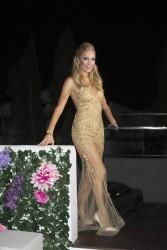 Paris Hilton - 'Foam & Diamonds' Opening Party in Ibiza, Spain (7/2/16)
