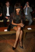 Naomi Campbell @ Versace Spring/Summer Fashion Show in Paris | July 3 | 97 pics
