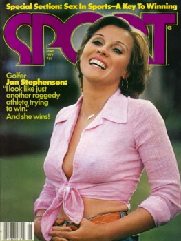 Jan Stephenson - LPGA Pokies - May 1977