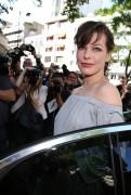 Milla Jovovich -                 Valentino Show Paris July 6th 2016.