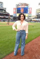 Demi Lovato - At the Mets Game in NY 7/7/16
