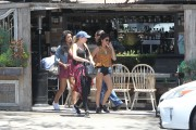 Sarah Hyland | Out for Lunch in Los Feliz | July 7 | 20 pics