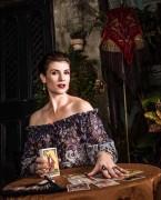 Zoe McLellan - 2016 Photoshoot for CBS Watch! Magazine x2
