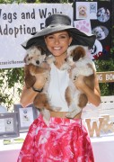 Maria Menounos -            Sweet 16 Birthday Party For Her Dog Los Angeles July 10th 2016.