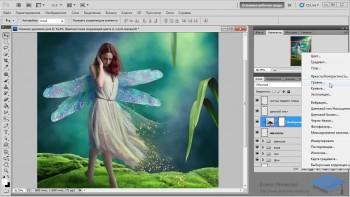 Волшебные коллажи в Adobe Photoshop + Бонусы (2016) Видеокурс