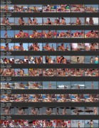 Girls Nude Nudist Beach Voyeur Ass Pussy Tits (NudeBeach sb15040-15049)