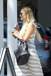 Ashlee Simpson - Shopping in LA 7/12/16