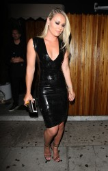Lindsey Vonn - At The Nice Guy in West Hollywood 7/12/16