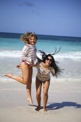 Chloe Moretz at a Beach in the Dominican Republic - 7/10/16