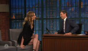 Diane Kruger @ Late Night with Seth Meyers | July 13 2016