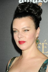 "Debi Mazar -                        ""Cafe Society"" Screening New York City July 13th 2016."