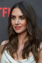 Alison Brie at 'Bojack Horseman' premiere, Hollywood 14th July 2016