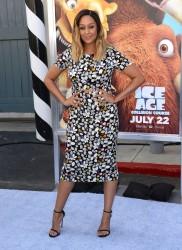 Tia Mowry - Attends 'Ice Age Collision Course' Premiere in Los Angeles (7/16/16 )