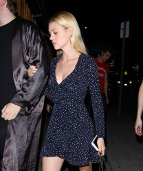 Nicola Peltz - At The Nice Guy in West Hollywood 7/16/16