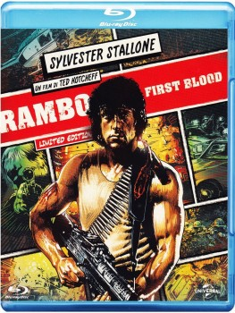 Rambo (1982) [Uncut Ultimate Edition] Full Blu-Ray 33Gb AVC ITA DTS 2.0 ENG DTS-HD MA 5.1 MULTI
