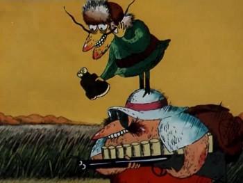 Сборник мультфильмов Александра Федулова (1980-1995) DVDRip