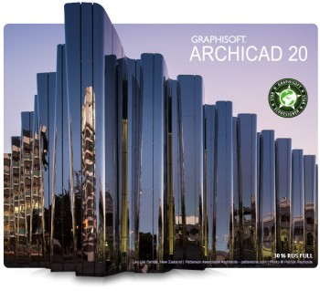 ArchiCAD 20 Build 3012 / 3016 (Rus/Eng)