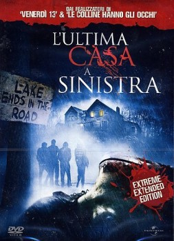 L'ultima casa a sinistra (2009) DVD9 Copia 1:1 ITA-MULTI