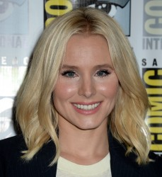 Kristen Bell - CBS Television Studios Press Line during 2016 Comic-Con International in San Diego 7/21/16