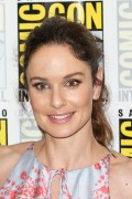 Sarah Wayne Callies -                     ''Colony'' Press Line San Diego July 22nd 2016.