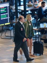 Margot Robbie - At Brisbane Airport 7/22/16