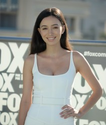Christian Serratos - 'The Walking Dead' Press Line during 2016 Comic-Con in San Diego 7/22/16