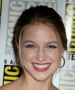 Melissa Benoist - 'Supergirl' Press Line at 2016 Comic-Con in San Diego 7/23/16