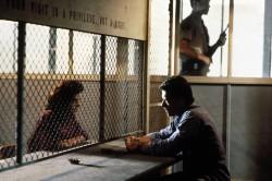 Ордер на смерть (Смертельный приговор) / Death Warrant; Жан-Клод Ван Дамм (Jean-Claude Van Damme), 1990 D6b56b496587556