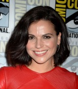 "Lana Parrilla -             ""Once Upon A Time"" Press Line Comic-Con San Diego July 23rd 2016."