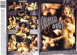 Colossal Orgy 1,2,3 (Buck Adams, Heatwave) [1994 г., Orgy, Group, GangBang,, VHSRip]
