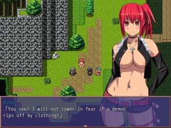 Hunter Quest ~Aina's Fighting Story RPG~ (Miru kuse〜Ki) [FULL ENGLISH]