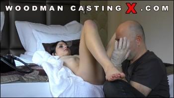 WoodmanCastingX  Rachel Adjani  Casting X 151  09 06 16  1080p