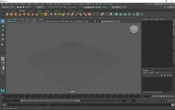 Autodesk Maya 2017 (Eng)