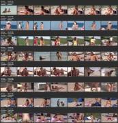 NudeBeach bb14035-14042 (Вeautiful girls nude on the beach - Spy Cam)