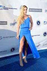 Lindsey Vonn - the Los Angeles Dodgers Foundation Blue Diamond Gala 7/28/16