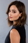 Jenna Coleman -     Television Critics Association portraits Beverly Hills July 28th 2016.