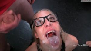 Lara Cumkitten Gangbang