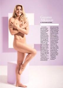 Gemma Atkinson -  Womens Health Magazine (UK) September 2016.